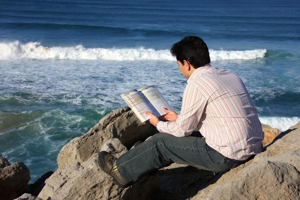 Man Reading Tubarks The Musings Of Stan Skrabut