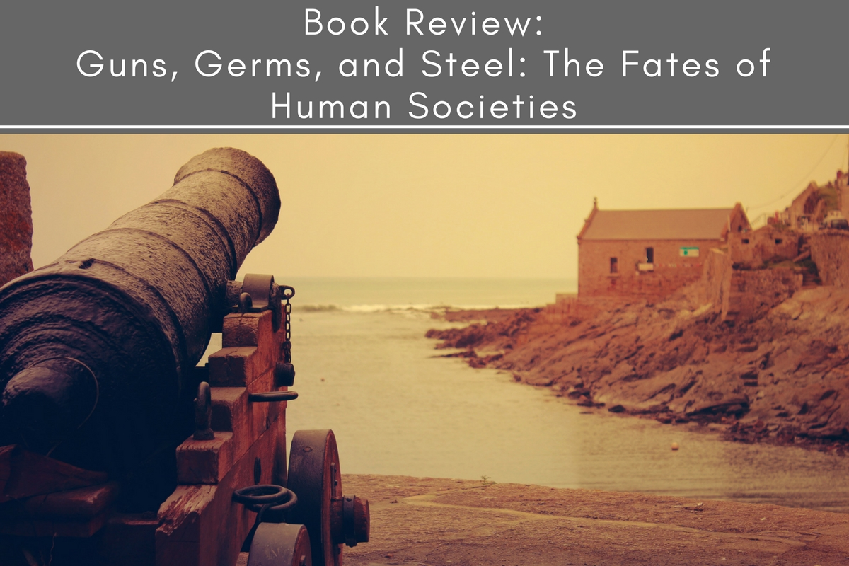 a review of two chapters from the book guns germs and steel by diamond and jared Full text of jared diamond-guns germs and steel see other formats .